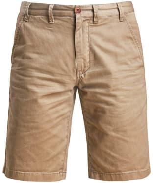 Men's Barbour City Neuston Shorts - Stone