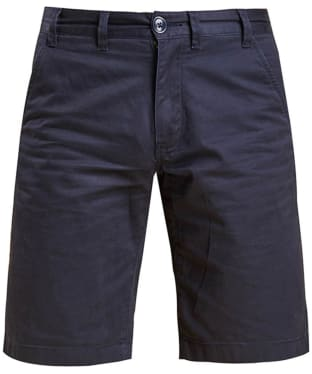 Men's Barbour City Neuston Shorts - City Navy