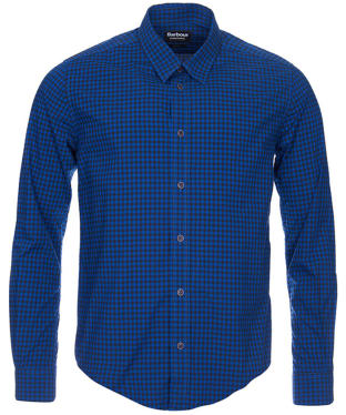 Men's Barbour International Miller Shirt - Atlantic Blue