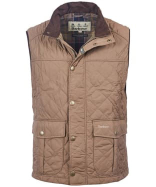 Men's Barbour Explorer Gilet - Sandstone