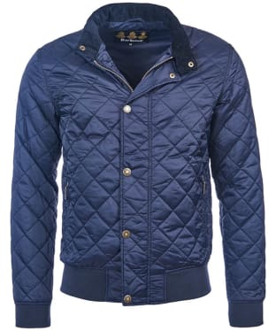 Men's Barbour Moss Jacket - Navy