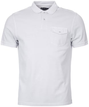 Men's Barbour Longsand Polo Shirt