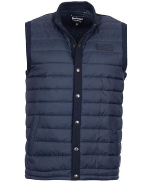 Men's Barbour International Baffle Gilet - Dark Navy