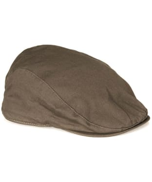 Men's Barbour Finnean Cap - Olive