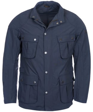 Men's Barbour International Guard Casual Jacket - Navy