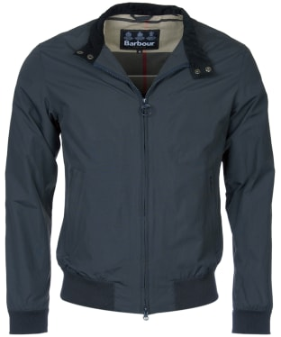 Men's Barbour Royston Casual Jacket - Navy