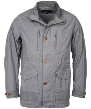 Men's Barbour Cumbrae Casual Jacket - Grey