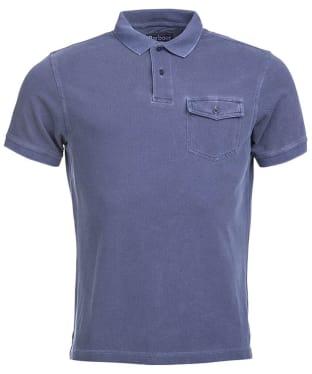 Men's Barbour Longsand Polo Shirt