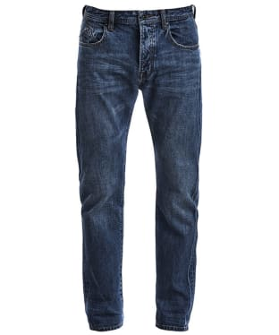Men's Barbour International Regular Jeans - 2 Year Wash Denim