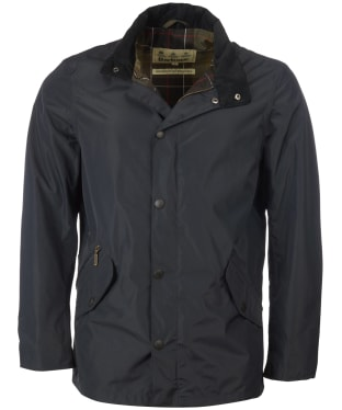 Men's Barbour Spoonbill Waterproof Jacket - Navy