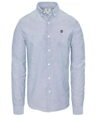 Men's Timberland Rattle River Oxford Shirt - Dark Navy