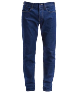 Men's Barbour International Stretch Slim Jeans - Rinse