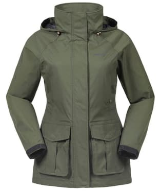 Women's Musto Fenland BR2 Packaway Jacket - Dark Moss