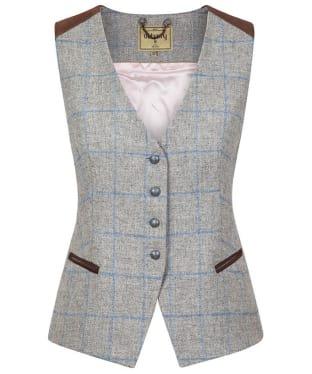 Women's Dubarry Daisy Tweed Waistcoat - Shale