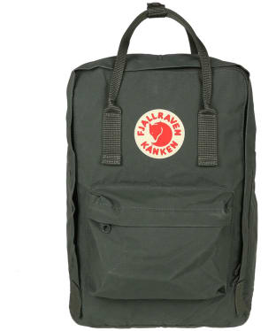 "Fjallraven Kanken Laptop 15"" Bag - Forest Green"