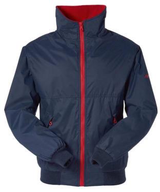 Men's Musto Snug Blouson Waterproof Jacket - True Navy / True Red