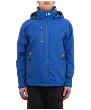 Men's Musto Sardinia BR1 Jacket - Surf / Flo Yellow