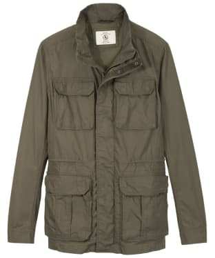 Men's Aigle Gidson Cotton Safari Jacket - Khaki