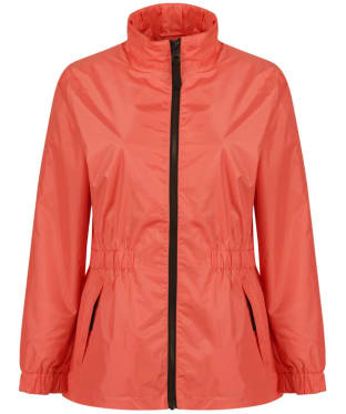 Women's Jack Murphy Elsa Waterproof Jacket - Peachy Keen