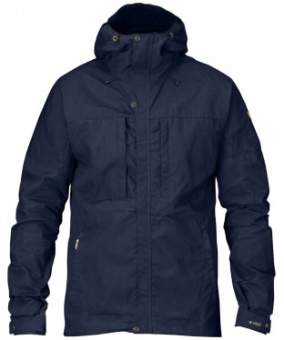 Men's Fjallraven Skogsö Jacket - Dark Navy
