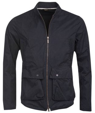 Men's Barbour Camber Casual Jacket - Navy