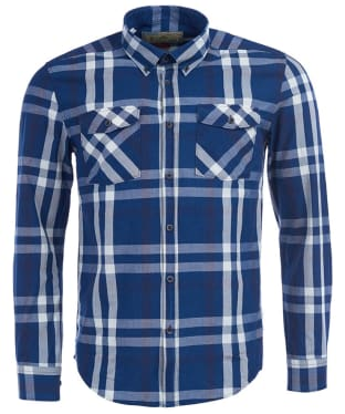 Men's Barbour Steve McQueen Beach Grove Shirt