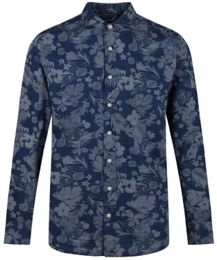 Men's Hackett Hawaii Lotus Shirt