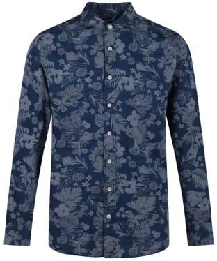 Men's Hackett Hawaii Lotus Shirt