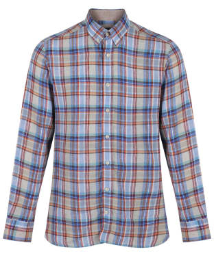 Men's Hackett Cuba Check Shirt - Multi