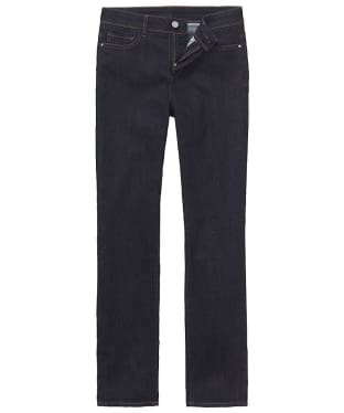 Women's Crew Clothing Straight Jeans - Dark Indigo
