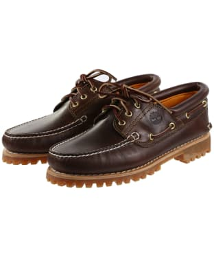 Men's Timberland Heritage 3-Eye Classic Shoes - Brown