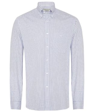 Men's R.M. Williams Collins Shirt - Blue / White