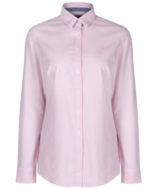 Women's Crew Clothing Oxford Shirt - Classic Pink