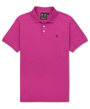 Men's Musto Flyer II Polo Shirt - Ensign Pink