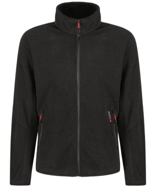 Men's Musto Bowman Fleece Jacket - Charcoal / Black