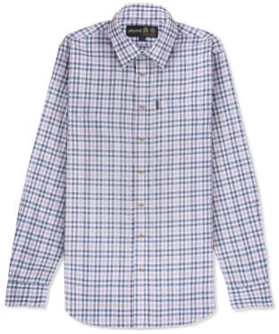 Men's Musto Classic Twill Shirt - Han Blue