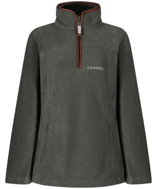 Women's Schoffel Tilton 1/4 Zip Fleece - Fern
