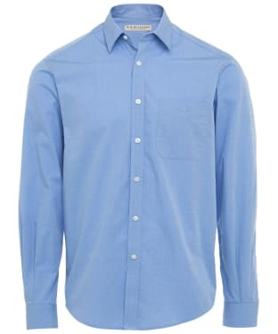 Men's R.M. Williams Collins Regular Fit Shirt - Light Blue