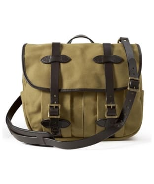 Men's Filson Medium Field Bag - Tan