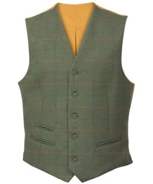 Men's Alan Paine Combrook Waistcoat - Lovat