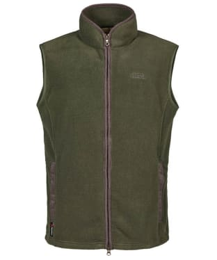 Men's Musto Glemsford Polartec Fleece Gilet - Dark Moss
