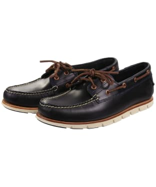 Men's Timberland Tidelands Boat Shoes - Dark Indigo Brando