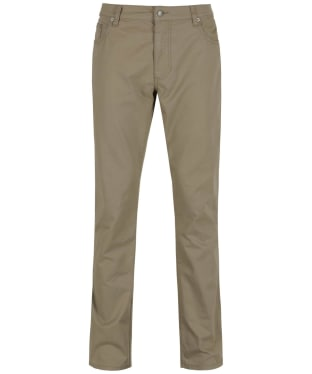 Men's Hackett Trinity Cotton Twill Trousers - Sand