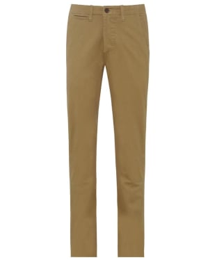 Men's R.M. Williams Durham Downs Chino Trousers - Tan