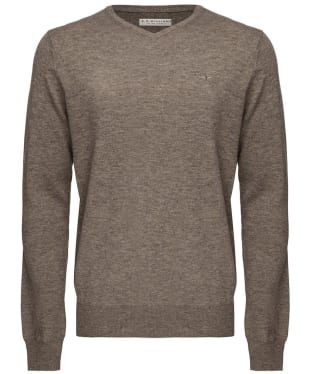 Men's R.M. Williams Harris Sweater - Taupe