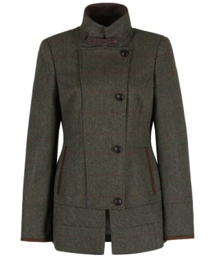 Women's Dubarry Willow Tweed Sport Jacket - Moss