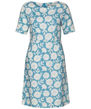 Women's Seasalt Porthmeor Dress - Cornflower Salt
