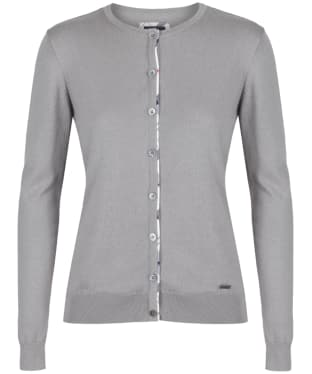 Women's Barbour Hamerley Cardigan - New Grey