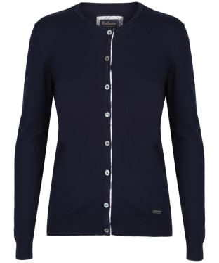 Women's Barbour Hamerley Cardigan - New Navy
