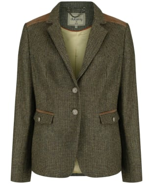 Women's Dubarry Pearlwort Tweed Blazer - Heath